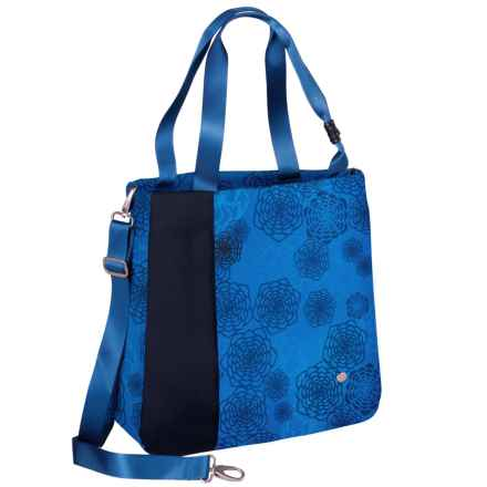 Haiku Journey Tote Bag (For Women) in Tie Dye Midnight - Closeouts
