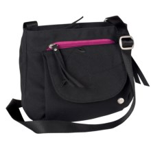 Haiku Leap Crossbody Bag (For Women) in Black - Closeouts