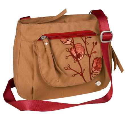 Haiku Leap Crossbody Bag (For Women) in Canyon - Closeouts