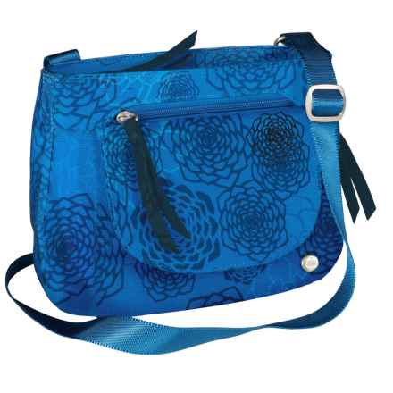 Haiku Leap Crossbody Bag (For Women) in Tie Dye Midnight - Closeouts
