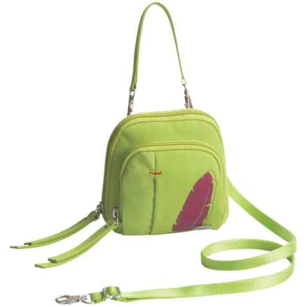 Haiku Pouch 2 Handbag (For Women) in Apple Green - Closeouts