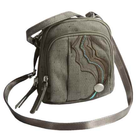 Haiku Pouch 2 Handbag (For Women) in Cactus - Closeouts