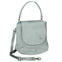 Haiku Romp Shoulder Bag (For Women) in Mist Grey - Closeouts
