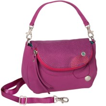 Haiku Scoot Handbag (For Women) in Raspberry - Closeouts