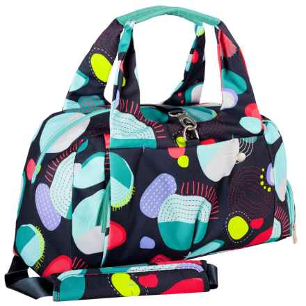 Haiku Sprint Duffel Bag (For Women) in Midnight Cairn Print - Closeouts