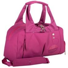 Haiku Sprint Duffel Bag (For Women) in Raspberry - Closeouts