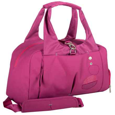 Haiku Sprint Duffel Bag (For Women) in Raspberry - Closeouts