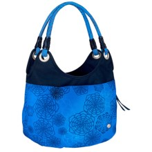 Haiku Stroll Shoulder Bag (For Women) in Tie Dye Midnight - Closeouts