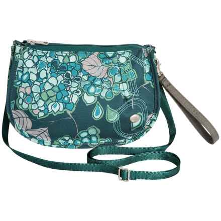 Haiku Venture Wristlet (For Women) in Hydrangea Print - Closeouts