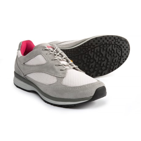 Halesia Shoes - Suede (For Women)