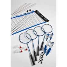 Halex Badminton Set in See Photo - Closeouts