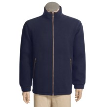 Hammer Springs Timaru Wool Jacket - Windproof Membrane (For Men) in Navy - Closeouts