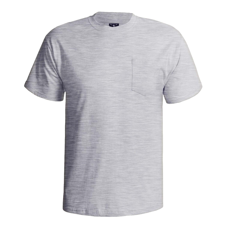 Hanes beefy t pocket t shirt ring spun cotton short sleeve for Boys pocket t shirt