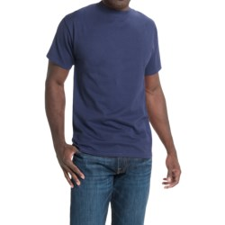 Hanes Beefy-T® T-Shirt - Short Sleeve (For Men and Women) in Navy
