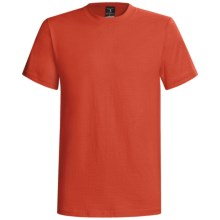 Hanes Beefy-T® T-Shirt - Short Sleeve (For Men and Women) in Orange - 2nds