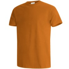 Hanes Beefy-T® T-Shirt - Short Sleeve (For Men and Women) in Red Brown - 2nds