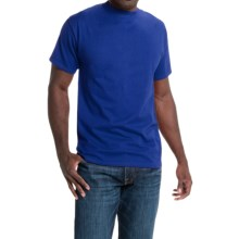 Hanes Beefy-T® T-Shirt - Short Sleeve (For Men and Women) in Royal - 2nds