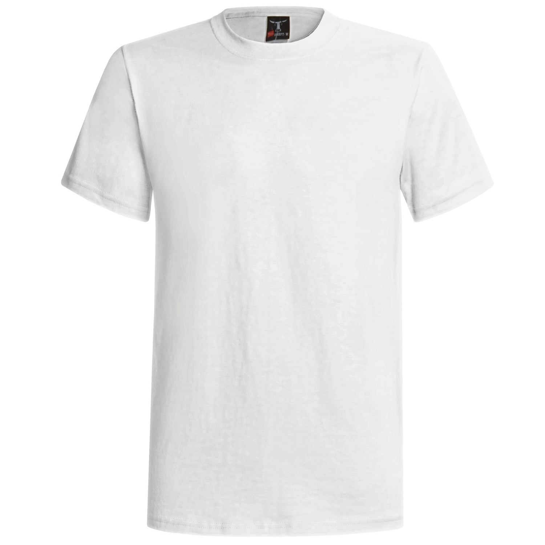Hanes Shirt Hanes Beefy-t® T-shirt Short
