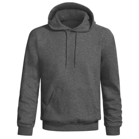 Hanes Comfort-Blend Fleece Hoodie (For Men and Women) in Charcoal Heather