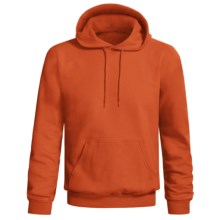 Hanes Comfort-Blend Fleece Hoodie (For Men and Women) in Orange - 2nds