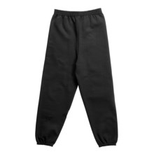 Hanes Comfort Blend Sweatpants (For Youth) in Black - 2nds