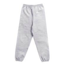 Hanes Comfort Blend Sweatpants (For Youth) in Light Grey Heather - 2nds