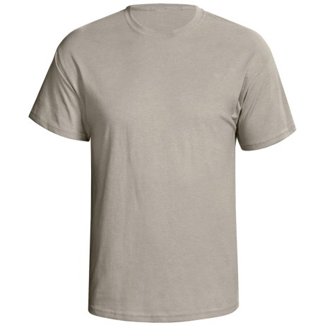 Hanes Comfort-T Shirt - Cotton, Short Sleeve (For Men and Women)