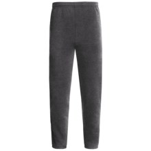 Hanes Comfortblend Fleece Sweatpants (For Men and Women) in Charcoal Heather - 2nds