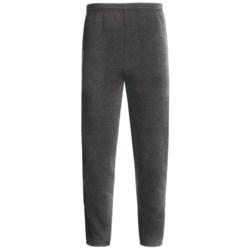 Hanes Comfortblend Fleece Sweatpants (For Men and Women) in Grey Heather