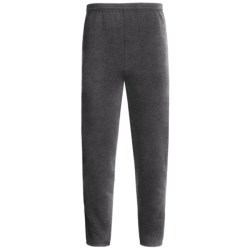 Hanes Comfortblend Fleece Sweatpants (For Men and Women) in Black