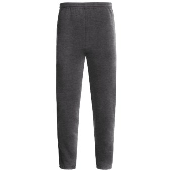 Hanes Comfortblend Fleece Sweatpants (For Men and Women) in Slate Heather