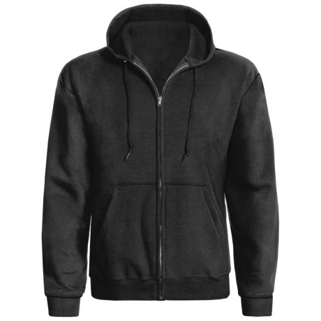 Hanes ComfortBlend® Hoodie - Full Zip (For Men and Women) in Royal