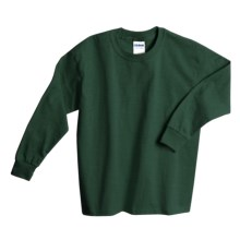 Hanes Comfortsoft T-Shirt -, Long Sleeve (For Youth) in 11 - 2nds