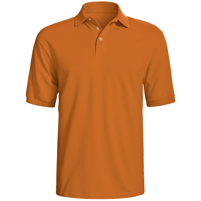 Hanes Shirt Hanes Stedman Sport Polo Shirt