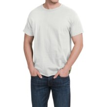 Hanes X-Temp® T-Shirt - Short Sleeve (For Men and Women) in White - 2nds