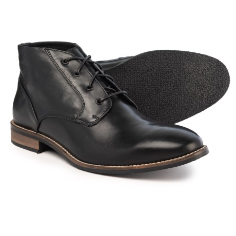 Hanlan Chukka Boots - Leather (For Men)