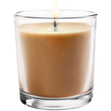 "Hannah's Candles Scented Soy-Blend Candle - 3"" in Cinnamon Roll - Closeouts"