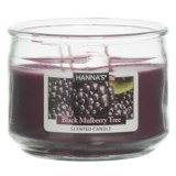 Hanna's Candle Black Mulberry Tree Candle - 11.5 oz.