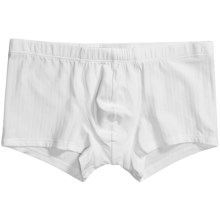 Hanro Teak Boxer Briefs (For Men) in White - Closeouts