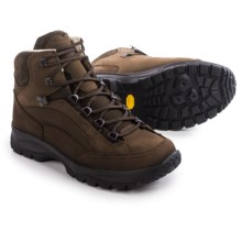 Hanwag Alta Bunion Hiking Boots - Nubuck (For Men) in Brown - Closeouts