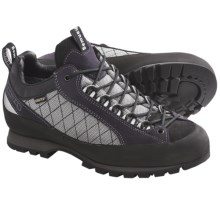 Hanwag Badile Low Gore-Tex® Trail Shoes - Waterproof (For Men) in Pflaume - Closeouts