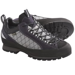 Hanwag Badile Low Gore-Tex® Trail Shoes - Waterproof (For Men) in Pflaume