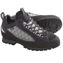 Hanwag Badile Low Gore-Tex® Trail Shoes - Waterproof (For Women) in Pflaume - Closeouts