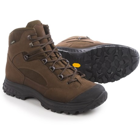 Hanwag Banks Gore-Tex® Hiking Boots - Waterproof (For Men)