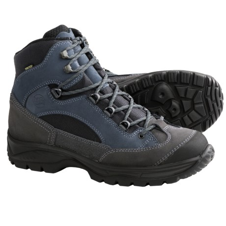Hanwag Banks Gore-Tex® Hiking Boots - Waterproof (For Women) in Alpin