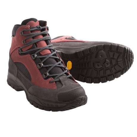 Hanwag Banks Gore-Tex® Hiking Boots - Waterproof (For Women) in Red