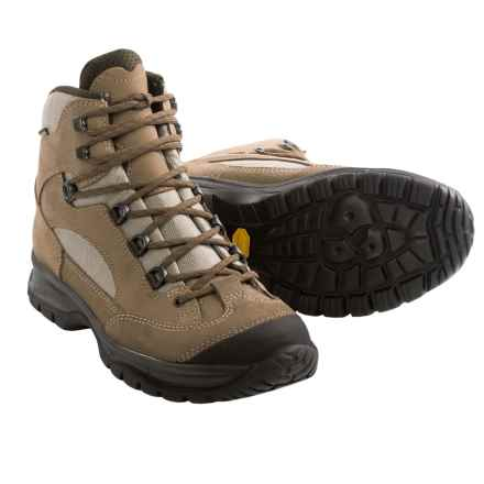 Hanwag Banks Gore-Tex® Hiking Boots - Waterproof (For Women) in Tan/Gemse - Closeouts