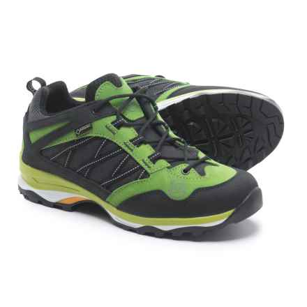Hanwag Belorado Gore-Tex® Low Hiking Shoes - Waterproof (For Women) in Birch Green - Closeouts