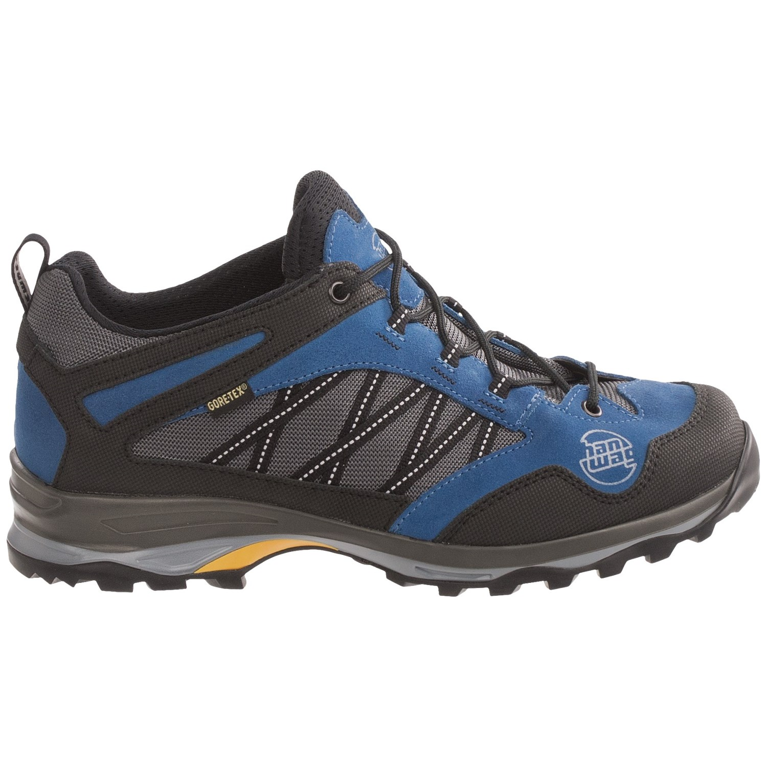 hanwag belorado gore tex low trail shoes for men save 68. Black Bedroom Furniture Sets. Home Design Ideas
