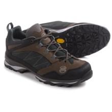 Hanwag Belorado Low Hiking Shoes - Nubuck (For Men) in Light Brown - Closeouts